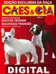 Edição 474 - Janeiro/2019 - Exclusiva Boston Terrier x Buldogue Francês