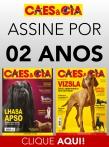 Assinatura Cães & Cia - 24 meses